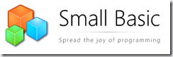 Small Basic from smallbasic.com