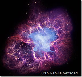 Crab Nebula reloaded